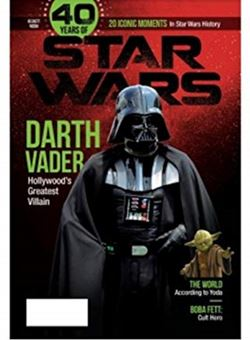 40 Years Of Star Wars Magazine VADER (August 2017)
