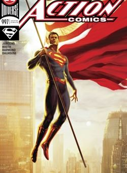 Action Comics #997 Cover Kaare Andrews (February 2018) Superman