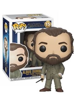Albus Dumbledore Funko Pop 10 cm Nº15 Fantastic Beasts 2 The Crimes of Grindelwald