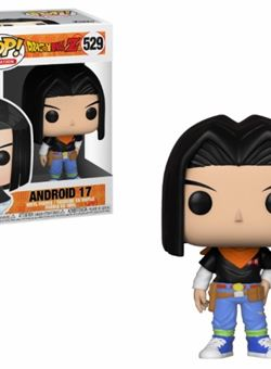 Android 17 Funko Pop 10 cm Nº529 Serie 5 DBZ