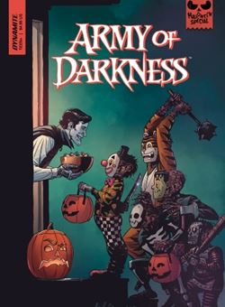 Army of darkness Halloween Special One Shot Cover Reilly Brown