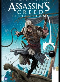 Assassins Creed Reflections #3 (of 4) Cover B Nacho Arranz (May 2017)