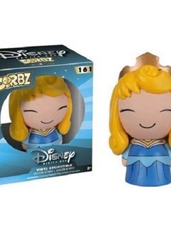 Aurora Underground Toys Exclusive Dorbz Disney Series One Nº161 La Bella Durmiente Blue Dress