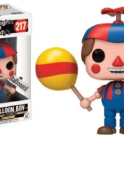 Balloon Boy Funko Pop 10 cm Five Nights at Freddy's Walmart exclusive Nº 217