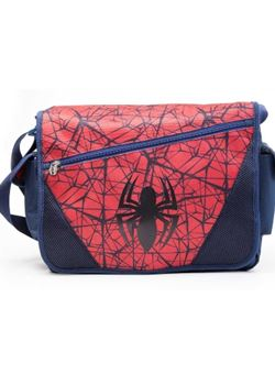 Bandolera Ultimate Spider-Man Logo Spiderman