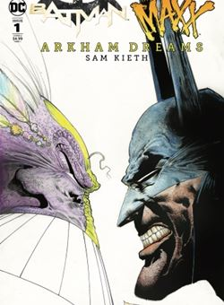 Batman/ The Maxx #1 (of 5) Arkham Dreams Cover A Sam Kieth