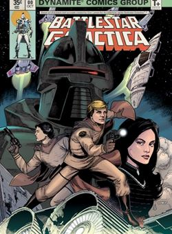 Battlestar Galactica #0 Cover A Sean Chen (October 2018)