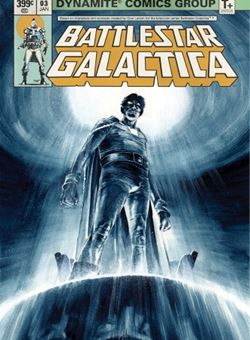Battlestar Galactica #3 Cover A Marco Rudy (January 2019)