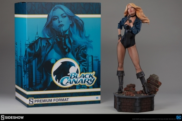 Black Canary PF Stanley