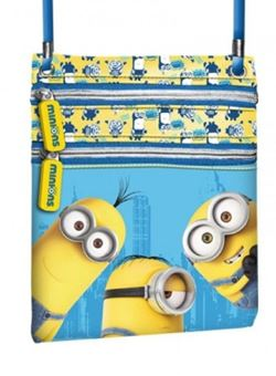 Bolso Bandolera Minions Party