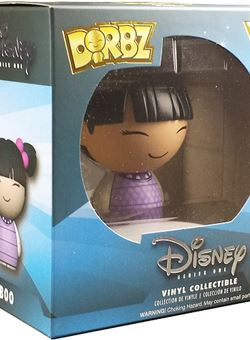 Boo Underground Toy Exclusive Dorbz Disney Series One Nº 160 Monster S.A. Monster Suit