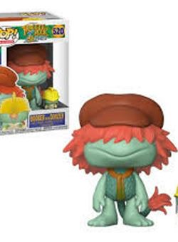 Boober with Doozer Funko Pop 10 cm Nº520 Fraggle Rock