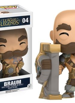 Braum Funko Pop 10 cm League of Legends Nº 04