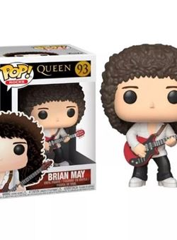 Brian May Funko Pop 10 cm Nº93 Queen