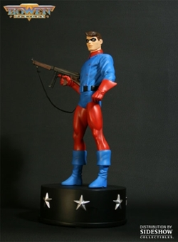Bucky Barnes WW II Website Exclusive Capitan America 30 cm