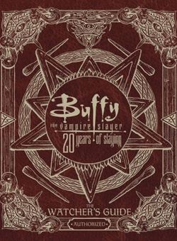 Buffy The Vampire Slayer 20 Years Slaying HC