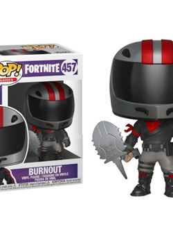 Burnout Funko Pop 10 cm Nº457