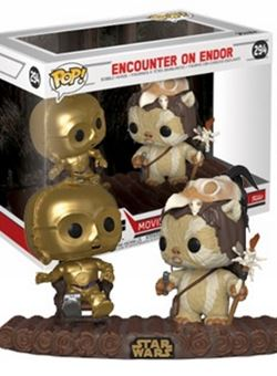 C-3PO on Throne Funko Movie Moments Nº294