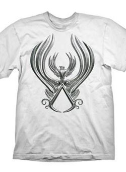 Camiseta Assassins Creed 4 Hashshashin Crest XL