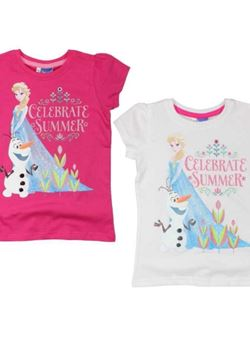 Camiseta Frozen Disney Celebrate Summer