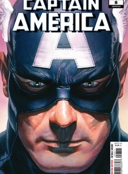 Captain America Nº8 Cover Alex Ross (February 2019)