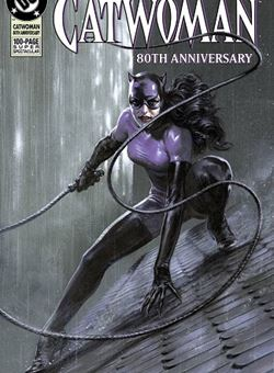 Catwoman 80Th Anniversary 100 Page Super Spectacular 1990s Variant Cover Gabriele Dell'Otto (June 2020)
