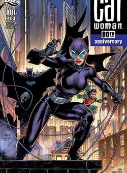 Catwoman 80Th Anniversary 100 Page Super Spectacular 2000s Variant Cover Jim Lee, Scott Williams (June 2020)