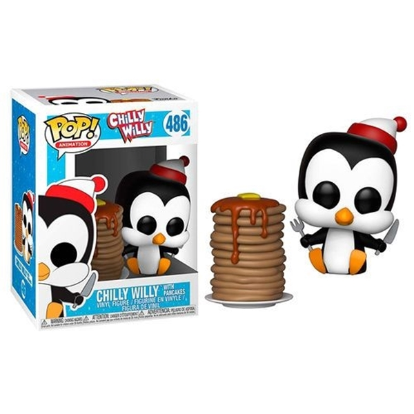 Chilly Willy with Pancakes Funko Pop Nº486