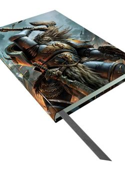 Cuaderno Space Wolves Warhammer 40,000