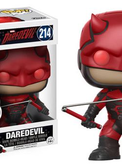 Daredevil Funko Pop 10 cm Tv Serie Nº 214