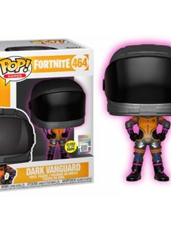 Dark Vanguard Funko Pop 10 cm Nº464