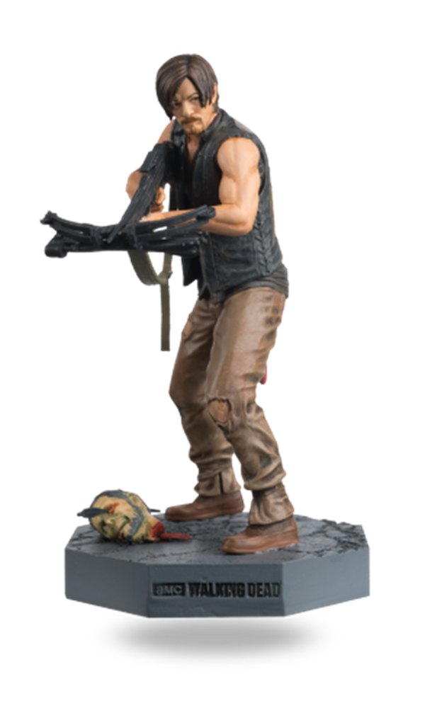 Daryl Dixon The Walking dead Collection Eaglemoss