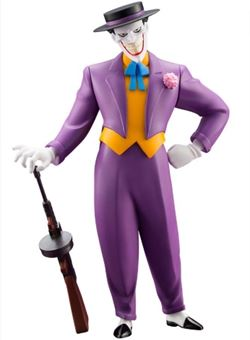 DC Comics Estatua PVC ARTFX+ 1/10 The Joker (Batman: The Animated Series) 17 cm