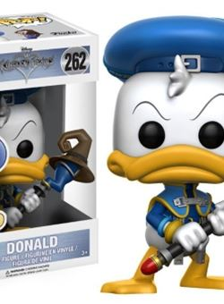 Donald Funko Pop 10 cm Kingdom Hearts Nº 262