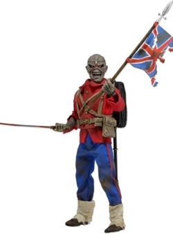 Eddie The Trooper Retro Iron Maiden 20 cm