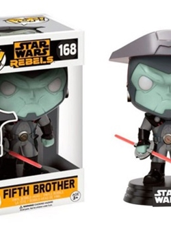 Fith Brother Funko Pop Rebels Nº 168
