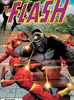 Flash #750 1950s Variant Cover Gary Frank (March 2020)