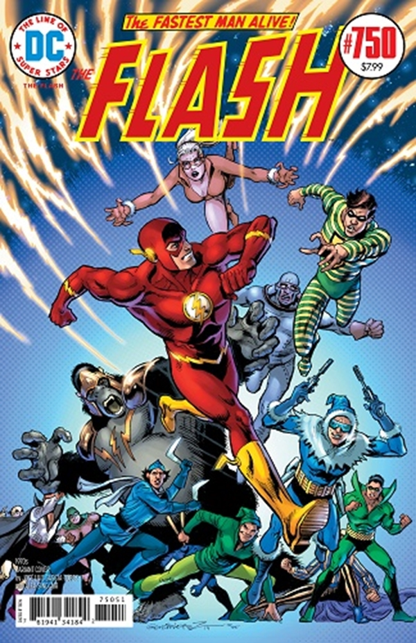 Flash #750 1970s Variant Cover Jose Luis Garcia-Lopez (March 2020)