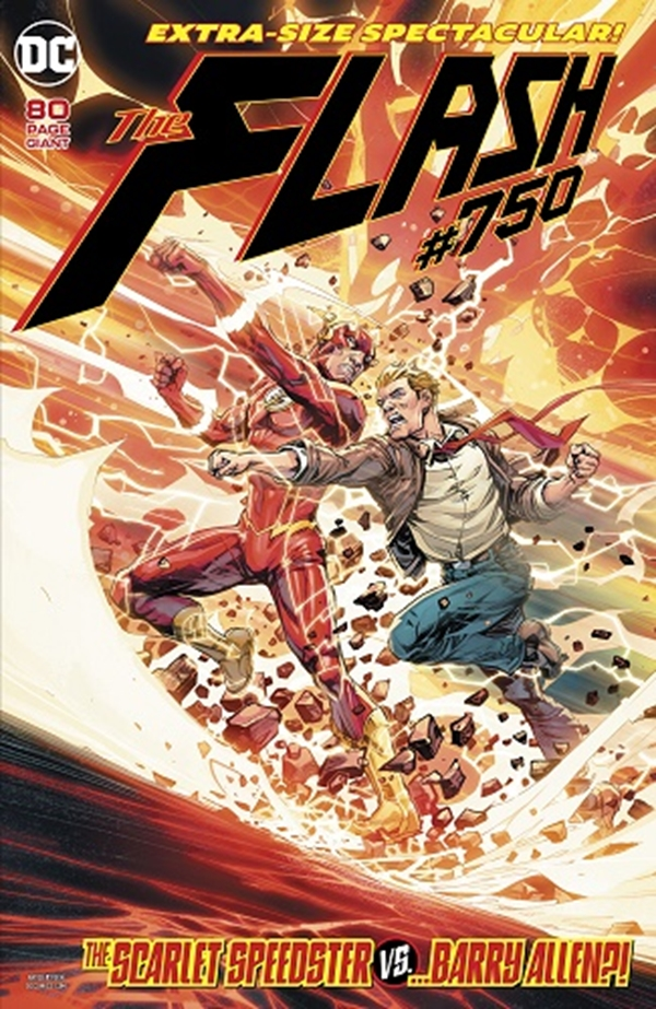 Flash #750 Cover Howard Porter (March 2020)