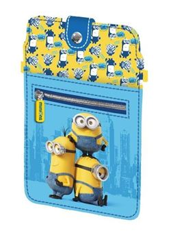 Funda Movil Minions Party