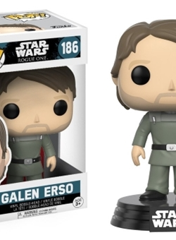 Galen Erso Funko Pop 10 cm Rogue One Nº 186