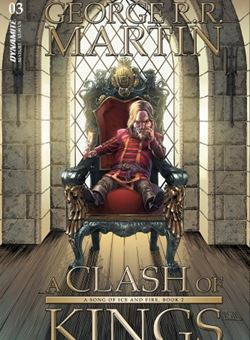 Games of Thrones Clash of Kings Nº 3 Cover A Mike S. Miller (August 2017)