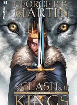 Games of Thrones Clash of Kings Nº 4 Cover A Mike S. Miller (September 2017)