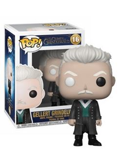 Gellert Grindelwald Funko Pop 10 cm Nº16 Fantastic Beasts 2 The Crimes of Grindelwald