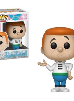 George Funko Pop 10 cm Nº365 Hanna Barbera The Jetsons (Supersonicos)