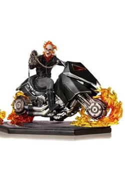 Ghost Rider Marvel Comics Estatua 1/10 CCXP 2019 Exclusive 20 cm