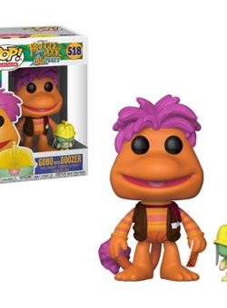 Gobo with Doozer Funko Pop 10 cm Nº518 Fraggle Rock