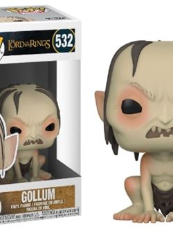 Gollum Funko Pop Lord of the Rings Gollum 10 cm Nº532 LOTR