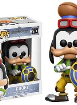 Goofy Funko Pop 10 cm Kingdom Hearts Nº 263