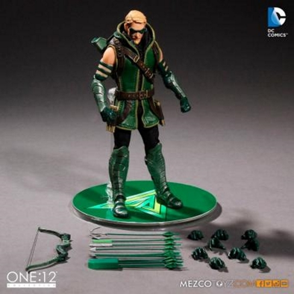 Green Arrow 17 cm DC Universe The One:12